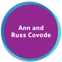 Ann and Russ Covode