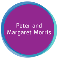 Peter and Margaret Morris