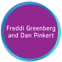 Freddi Greenberg and Dan Pinkert