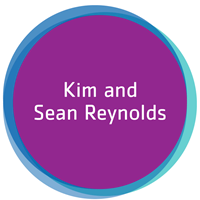 Kim and Sean Reynolds
