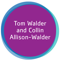 Tom Walder and Collin Allison-Walder