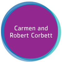 Carmen and Robert Corbett