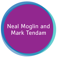Neal Moglin and Mark Tendam