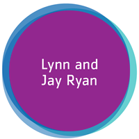 Lynn and Jay Ryan