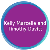 Kelly Marcelle and Tim Davitt