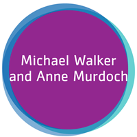 Michael Walker and Anne Murdoch