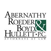 Abernathy, Roeder, Boyd, & Hullett, P.C.