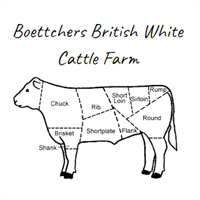Boettchers British White Cattle Farm