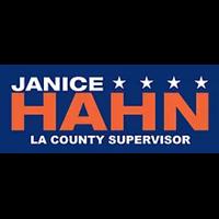 LA County Supervisor Janice Hahn, Fourth District