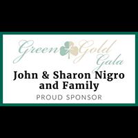 John & Sharon Nigro and Family Class of 1980