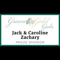 Jack & Caroline Zachary