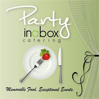 Party inabox catering