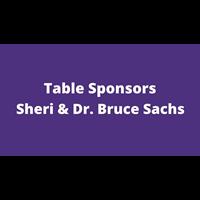 Sheri & Dr. Bruce Sachs