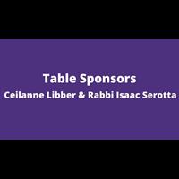 Ceilanne Libber & Rabbi Isaac Serotta