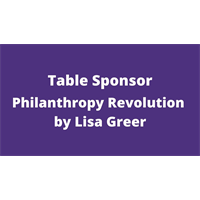 Philanthropy Revolution by Lisa Greer