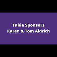 Karen & Tom Aldrich