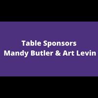 Mandy Butler & Art Levin