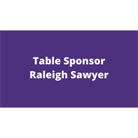 Raleigh Sawyer