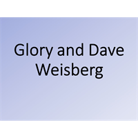 Glory and Dave Weisberg