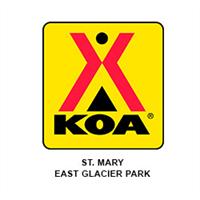 KOA Campgrounds St. Mary
