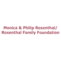 Monica & Phillip Rosenthal / Rosenthal Family Foundation