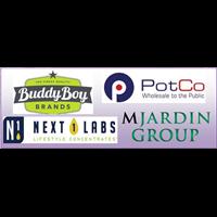 Buddy Boy Brands / Pot Co. / Mjardin Group / Next 1 Labs