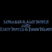 Loraine & Amy Boyle and Lucy Boyle & Jesse Wann