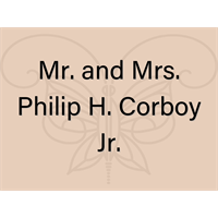 Mr. and Mrs. Philip H. Corboy Jr.