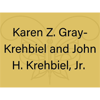 Karen Z. Gray-Krehbiel and John H. Krehbiel, Jr.