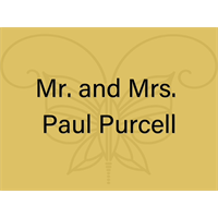 Mr. and Mrs. Paul Purcell