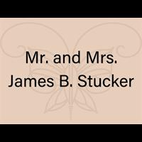 Mr. and Mrs. James B. Stucker