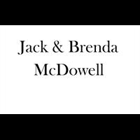 Jack & Brenda McDowell