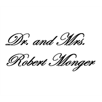 Dr. and Mrs. Robert Monger