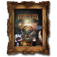 International Magic Champion Brian Ochab