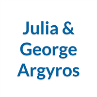 Julia & George Argyros