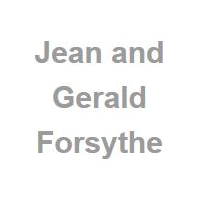 Jean and Gerald Forsythe