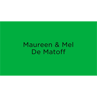 Maureen & Mel De Matoff