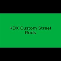 KDX Custom Street Rods