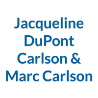 Jacqueline and Marc Carlson