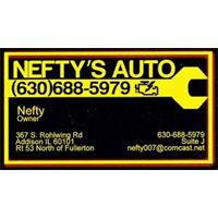 Nefty's Auto
