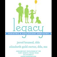 Legacy Pediatric & Adolescent Dentistry