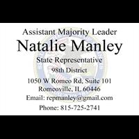 State Representative Natalie Manley